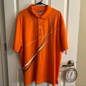 Grand Slam Big & Tall Golf Polo Shirt 2X